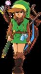 Link avec tous ses items