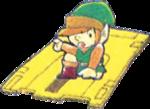Link sur une disquette Famicon