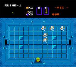Test de The Legend of Zelda (NES) . Screen-3
