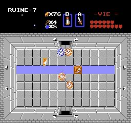 Screenshot du guide du Donjon de la Petite Spirale de The Legend of Zelda