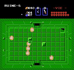 Screenshot du guide du Donjon de la Grande Spirale de The Legend of Zelda