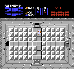 Screenshot du guide de la Montagne de la Mort de The Legend of Zelda