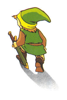 Solution de The Legend of Zelda