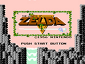 Screenshot de The Legend of Zelda