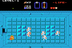 Screenshot de The Legend of Zelda