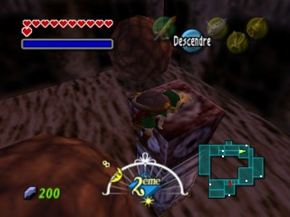 Screenshot de Majora's Mask sur Nintendo 64
