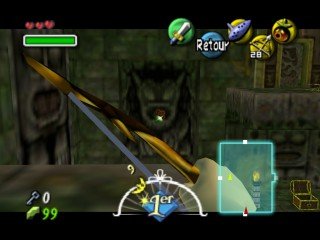 Screenshot de Majora's Mask Nintendo 64
