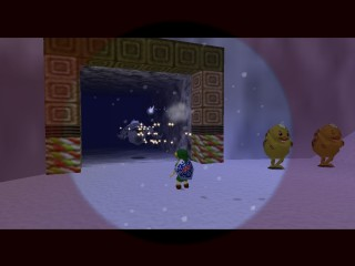 Screenshot de Majora's Mask