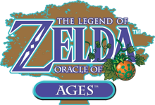 Logo du jeu Oracle of Ages