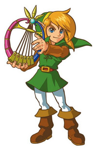 Link dans Oracle of Ages