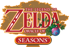 Logo du jeu Oracle of Seasons