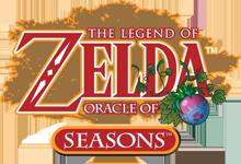 Logo du jeu Oracle of Seasons