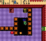 Link dans un donjon (Screenshot - Screenshots d'Oracle of Seasons- Oracle of Seasons)