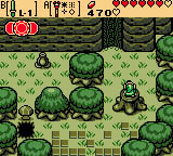 Link en été (Screenshot - Screenshots d'Oracle of Seasons- Oracle of Seasons)