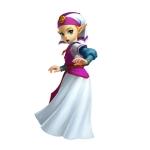 Zelda enfant, version 3DS