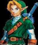 Portrait de Link