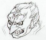 Expression de Ganondorf