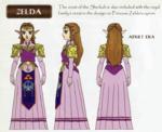 Zelda adulte