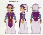 Zelda enfant