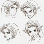Expressions de Link
