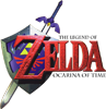 Logo d'Ocarina of Time