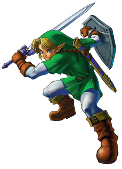 Solution de Ocarina of Time