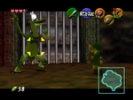 Screenshot de Ocarina of Time