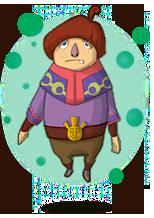 Kaji (Artwork - Personnages - Phantom Hourglass)