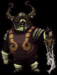 Spectre géant infecté par Bellum