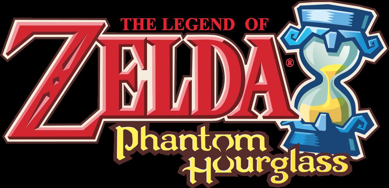Logo de Phantom Hourglass (Image diverse - Logos - Phantom Hourglass)