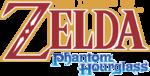 Première version du logo de Phantom Hourglass