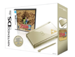Bundle de Phantom Hourglass et de la DS lite Zelda