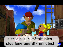 Screenshot de Phantom Hourglass