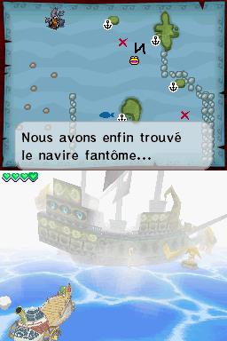 Le Navire Fantome Solution De Phantom Hourglass Quete Principale Etape 8 Puissance Zelda
