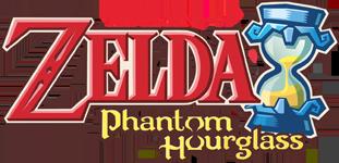 Logo du jeu Phantom Hourglass