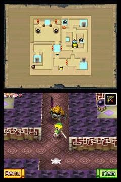 Screenshot de Phantom Hourglass (Screenshot - Screenshots de Phantom Hourglass- Phantom Hourglass)