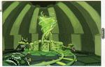Concept Art de la Tour des Dieux