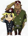 Link et Gasto