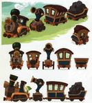 La Locomotive des Dieux