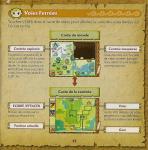 Page du manuel français de Spirit Tracks