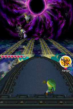 Screenshot de Spirit Tracks