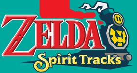 Logo du jeu Spirit Tracks