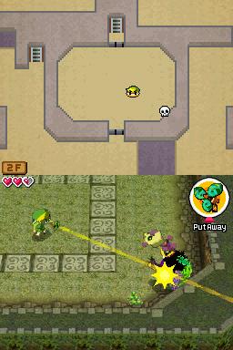 Screenshot de Spirit Tracks (Screenshot - Screenshot de Spirit Tracks- Spirit Tracks)
