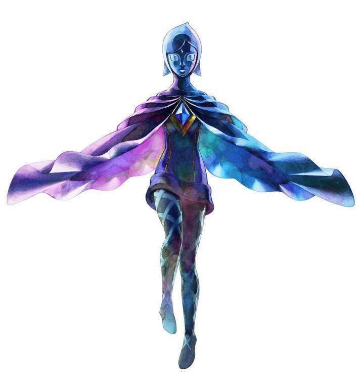 Fay (Artwork - Fay - Skyward Sword)