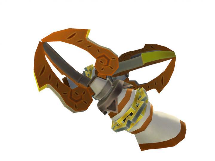 Grappin (Artwork - Objets - Skyward Sword)