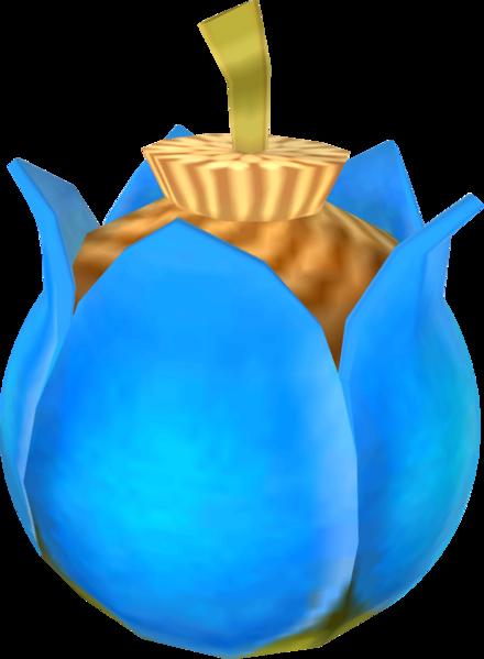 Bombe (Artwork - Objets - Skyward Sword)