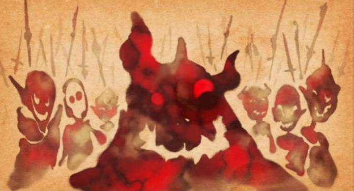 Avatar du néant, Ghirahim et des ennemis (Artwork - Introduction - Skyward Sword)
