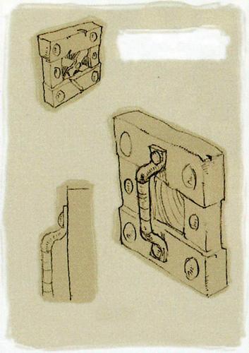Bouclier d'un Moblin (Artwork - Ennemis - Skyward Sword)