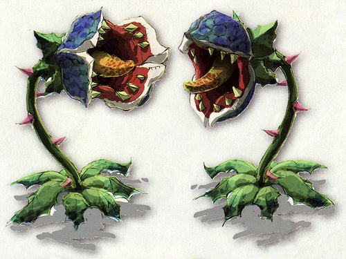 Mojo baba (Artwork - Ennemis - Skyward Sword)
