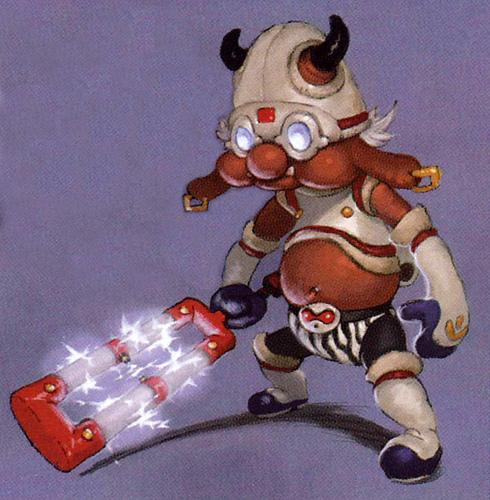 Technoblin (Artwork - Ennemis - Skyward Sword)